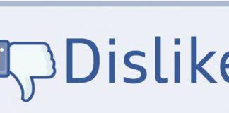 Ήρθε το πολυπόθητο... dislike στο Facebook!