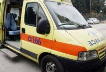 Βόλος: Πλαγιομετωπική σύγκρουση δύο αυτοκινήτων στο Μαλάκι