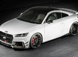 Εντυπωσιάζει το Audi TT της ABT