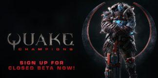 closed beta για το Quake Champions