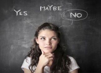 Πείτε ΟΧΙ: Διεκδικήστε τη ζωή σας με τρία γράμματα!