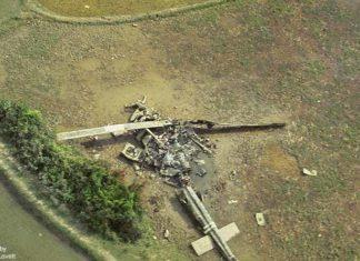 Νεκροί οι επιβάτες του ελικοπτέρου που ξεκίνησε από το Στεφανοβίκειο