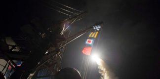 Οι ΗΠΑ ξεκίνησαν επίθεση με πυραύλους στη Συρία (vids)