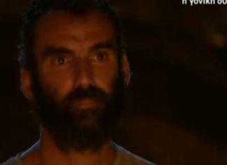 Survivor Αποχώρησε ο Λάμπρος Χούτος