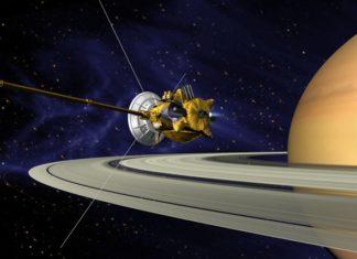 Διαστημόπλοιο Cassini