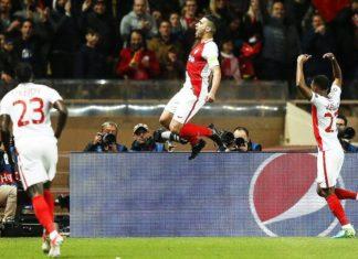Champions League: Ασταμάτητη η Μονακό 3-1 και πρόκριση στους «4»