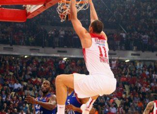 Euroleague: Ολυμπιακός - Αναντολού Εφές 87-72(ΒΙΝΤΕΟ)