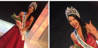 Κρητικιά καλλονή αναδείχτηκε «Μις Υφήλιος 2017» σε διαγωνισμό ομορφιάς στην Αμερική [εικόνες]