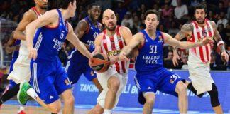 Euroleague: Στο «καυτό» ΣΕΦ ο Ολυμπιακός θέλει την πρόκριση