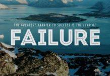 Ο φόβος της αποτυχίας και πως θα τον διαχειριστούμε