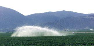 Μπαίνει χαράτσι ποτίσματος στα χωράφια και πράσινο τέλος στους λογαριασμούς νερού