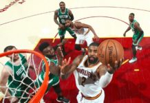 NBA: Ο Ιρβίνγκ έφερε τους Καβαλίερς ένα βήμα πριν τον τελικό