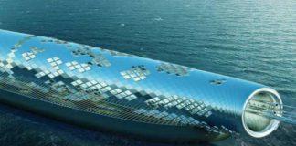 «Μαγικός» σωλήνας αφαλατώνει 4,5 δισ. λίτρα θαλασσινού νερού! (φωτό)