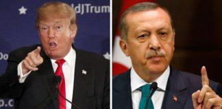 Οξύνεται η κόντρα Τουρκίας – ΗΠΑ για τον εξοπλισμό των Κούρδων με βαριά όπλα