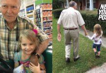 τετράχρονο κορίτσι αναζωπυρώνει τη θέληση για ζωή για έναν 82χρονο