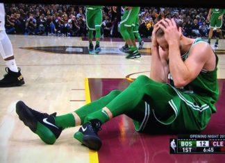 NBA: Τραυματισμός σοκ του Χέιγουορντ(ΒΙΝΤΕΟ)