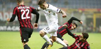 Europa League: Η ΑΕΚ έμεινε όρθια στο Μιλάνο- Ολα τα αποτελέσματα(ΒΙΝΤΕΟ)