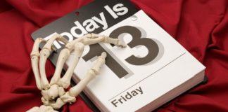 Παρασκευή και 13: Οι 13 φορές που ήταν η πιο γρουσούζικη μέρα του έτους [λίστα]
