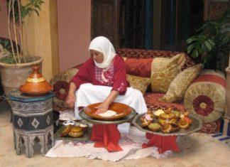Το φαγητό των Μαροκινών