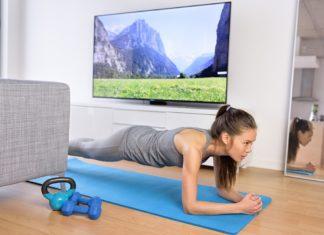 6 εύκολες ασκήσεις για να απαλλαγείτε από το λίπος στην κοιλιά