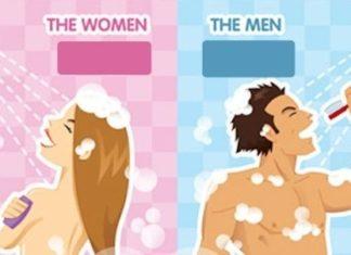Απίστευτα χιουμοριστικό βίντεο με το πως κάνουν μπάνιο άντρες και γυναίκες!
