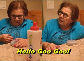 Ιταλίδα γιαγιά γίνεται viral μιλώντας με την Google!