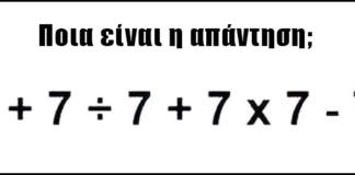 Πόσο εύκολα μπορείς να το λύσεις;