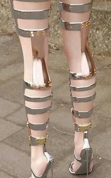 μόδα ξέφυγε γυναικεία παπούτσια