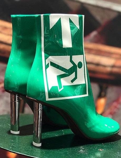 πράσινες μπότες σήματα