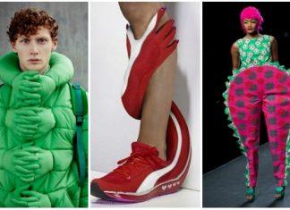 παράξενες τάσεις μόδας